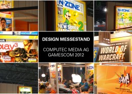 gamescom messestand